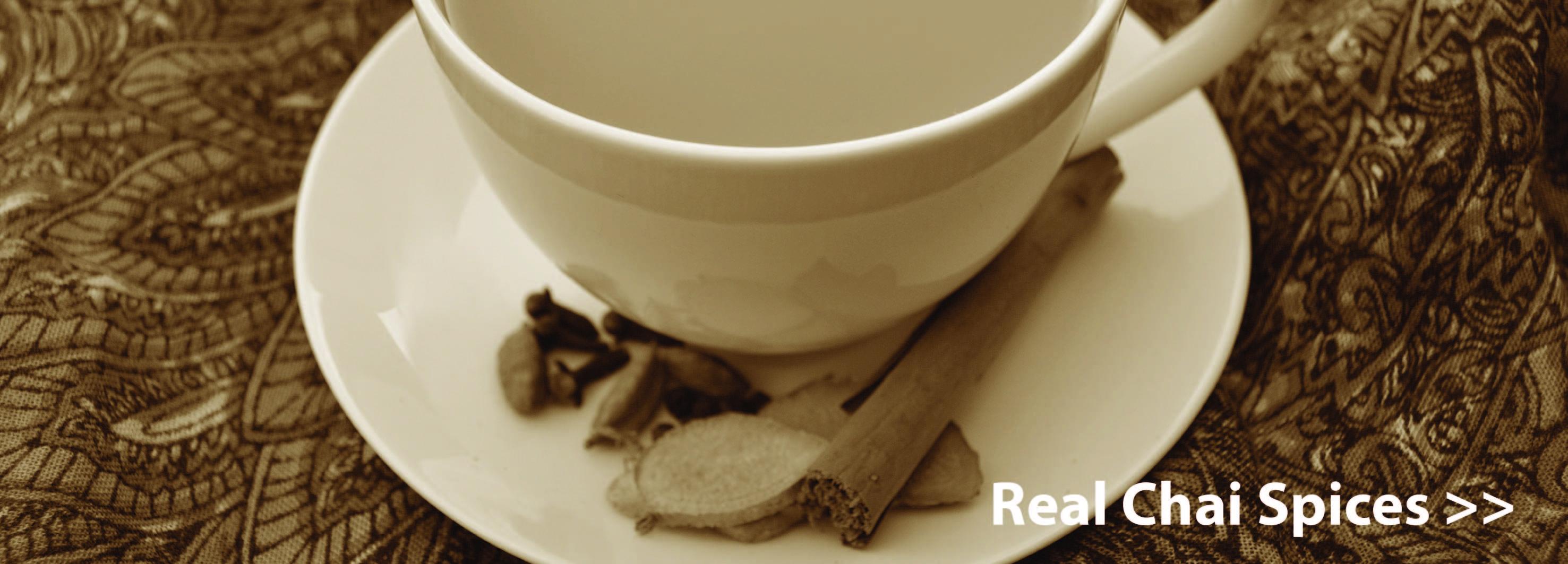 Chai Teabags Sepia